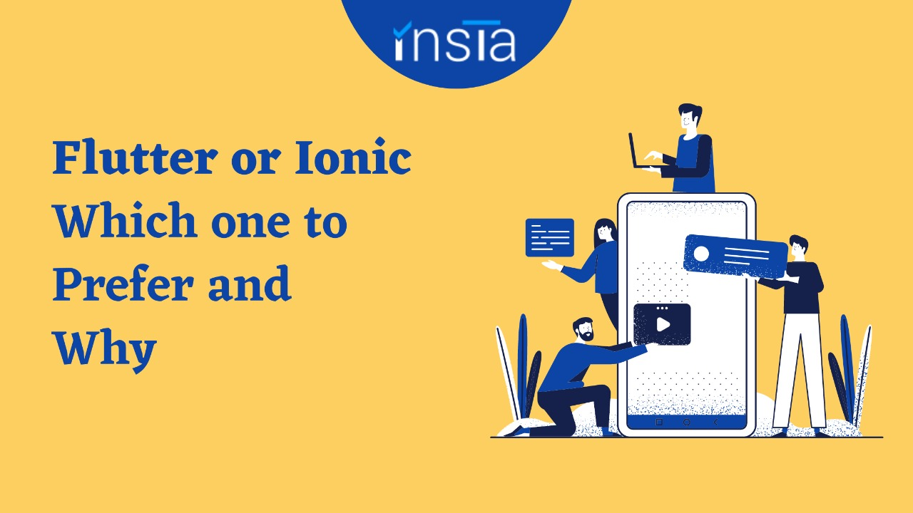 flutter or Ionic?